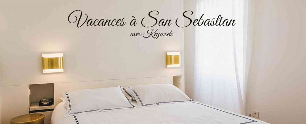 location vacances san sebastian